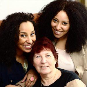 Johanna, Nancy & Aijda